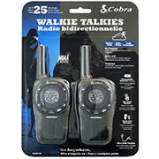Cobra Two-Way Walkie Talkies