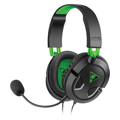 Turtle Beach Ear Force Recon 50X Gaming Headset - Green