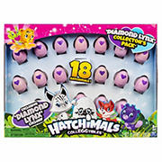 Hatchimals Diamond Lynx Collector's Pack, 18 pk.