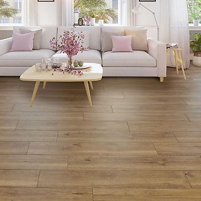 Creative Surfaces 10mm Laminate Flooring - Traditional Oak