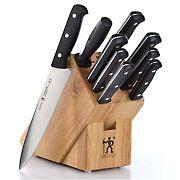 Henckels International East-Meets-West Fine Edge Pro 10-Pc. Knife Block Set