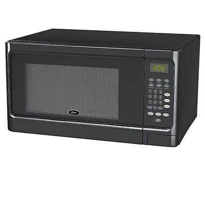 Oster 1.1-Cu.-Ft., 1,000W Microwave Oven - Black