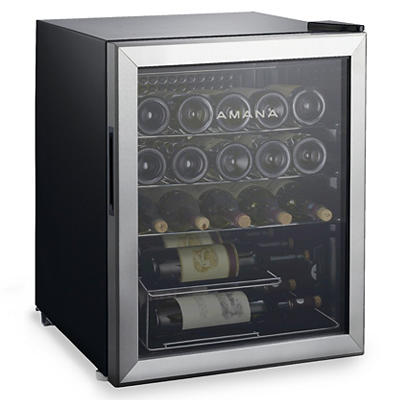 Amana 25-Bottle Wine Cooler