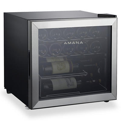 Amana 16-Bottle Wine Cooler