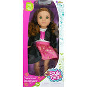 Style Girls Valentina Doll with Outfit