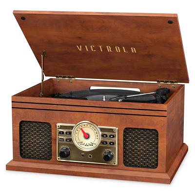 Victrola 4-in-1 Bluetooth Record Player