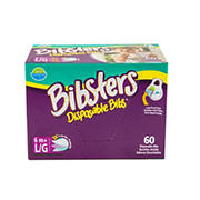 Bibsters Disposable Bibs, 60 ct.