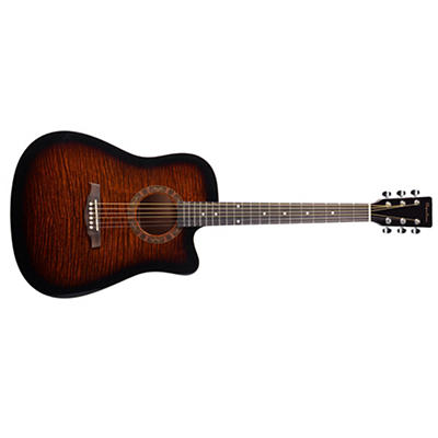 Spectrum Full Size Acoustic Guitar, Bag