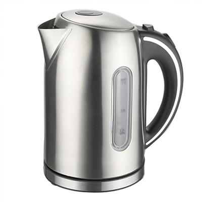 MegaChef 1.7L Stainless Steel Electric Tea Kettle