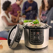 MegaChef 6-Qt. Digital Pressure Cooker