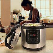MegaChef 8-Qt. Digital Pressure Cooker