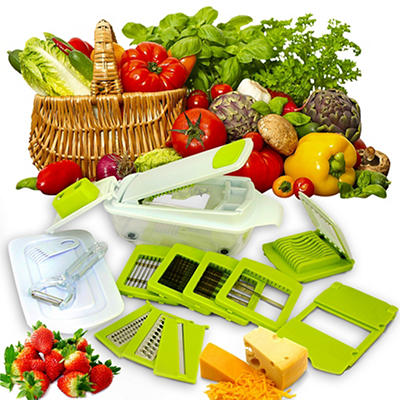 MegaChef 8-in-1 Multi-Use Slicer Dicer