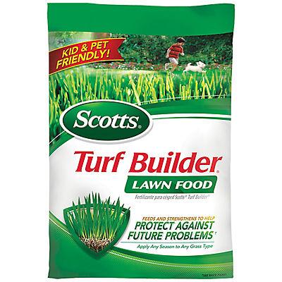 Scotts Turf Builder Lawn Food, 15,000 sq. ft.
