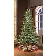 Puleo International 7.5' Pre-Lit Artic Fir Christmas Tree