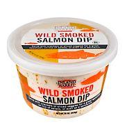 Inland Seafood Wild Salmon Dip, 16 oz.