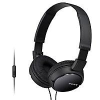 Sony On-Ear Extra Bass Headphones (Black)