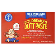 Boudreaux's Butt Paste Diaper Rash Ointment, 2 pk./4 oz.
