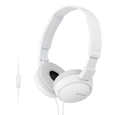 Sony On-Ear Extra Bass Headphones - White