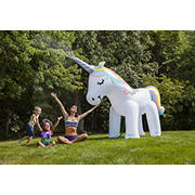 BigMouth Inc. Ginormous Inflatable Magical Unicorn Sprinkler