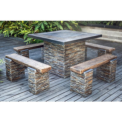 Square Table Patio Sets