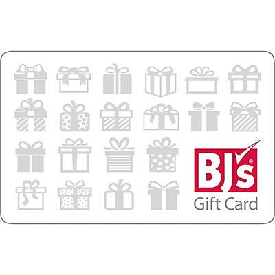 $25 BJ's Gift Card