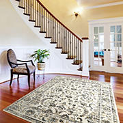 "Home Dynamix Richmond 7'10"" x 10'2"" Area Rug - Ivory Multi"