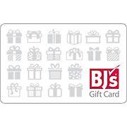 $100 BJ's Digital Gift Card