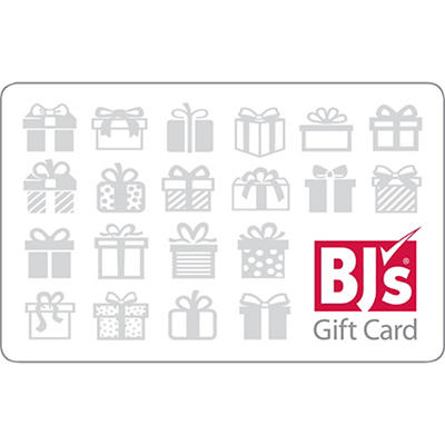 $100 BJ's Digital Gift Card