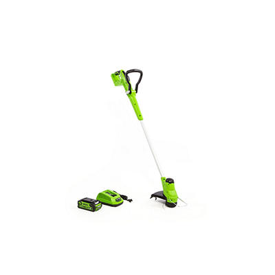 "Greenworks 12"" 40V String Trimmer"