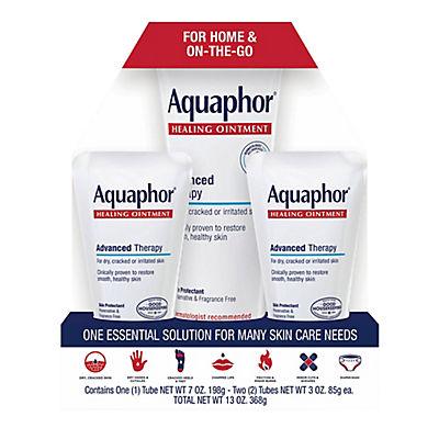 Aquaphor Healing Ointment, 3 pk.