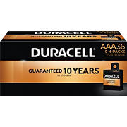 Duracell CopperTop AAA All-Purpose Alkaline Batteries, 36 ct.