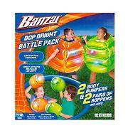Banzai Bop Bright Body Bumpers Battle Pack