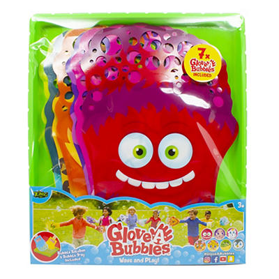 ZING Glove a Bubbles Party Pack, 7 pk.