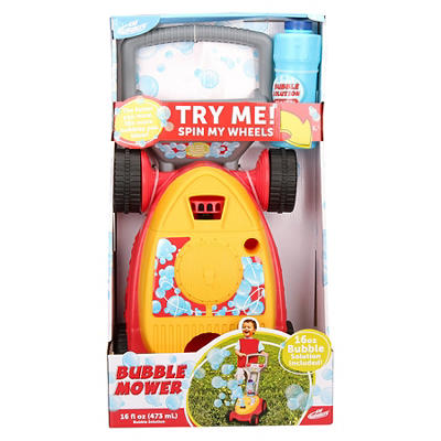 Kid Galaxy Bubble Mower