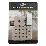 Parker & Bailey 324-Pc. Felt and Bumper Kit