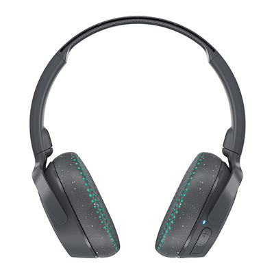 Skullcandy Riff Wireless On-Ear Headphones - Gray Speckle