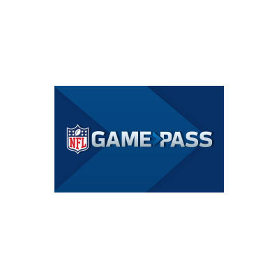 NFL Game Pass Season-Long Subscription