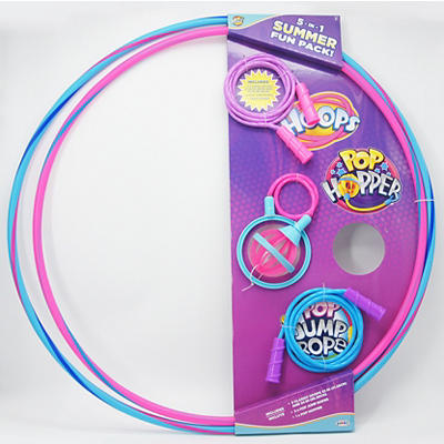 Maui 5-in-1 Summer Jump Rope Fun Pack