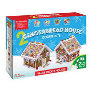 Create A Treat Gingerbread House Kit, 2 pk.