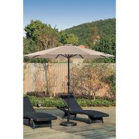 Deals on Berkley Jensen 11ft Aluminum Umbrella