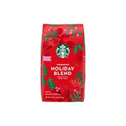 Starbucks Holiday Blend Ground Coffee, 35 oz.