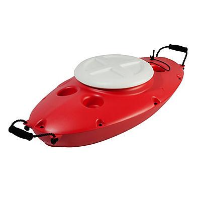 CreekKooler 30-Qt. Floating Cooler - Cardinal Red