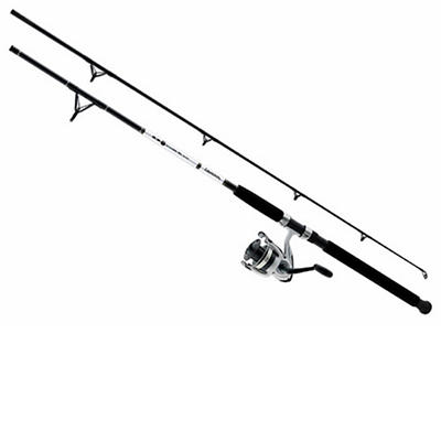 Daiwa D-Wave 2-Pc. Fishing Rod