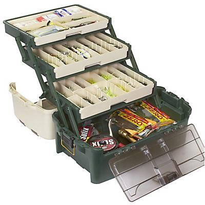 Plano Tackle Systems Hybrid 3-Tray Box