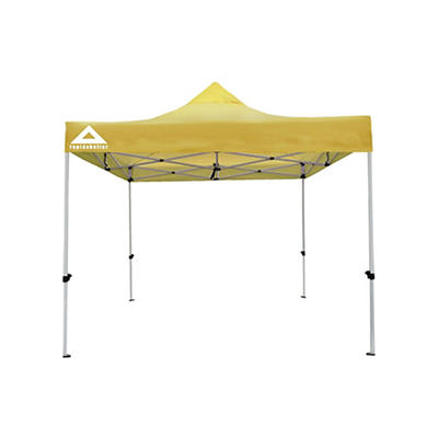 Caddis Sports Rapid Shelter 10' x 10' Canopy - Yellow