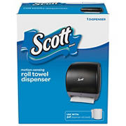 Scott Motion-Sensing Roll Towel Dispenser