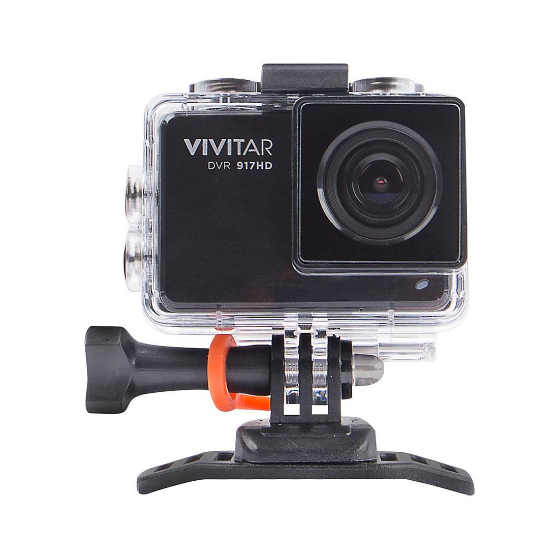 Vivitar's DVR917HD 16MP Waterproof Action Camera