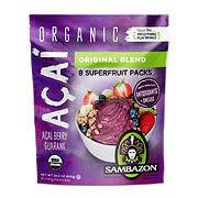 Sambazon Acai Superfruit, 8 ct.