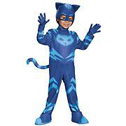 PJ Masks Catboy Deluxe Toddler Costume - 3T-4T