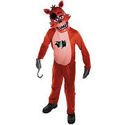 Five Nights At Freddy's Foxy Kid Costume - Large